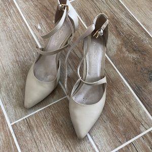 Aldo beige  shoes